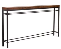 Or this Charleston FOrge Newhart Large Console. Hmmmm