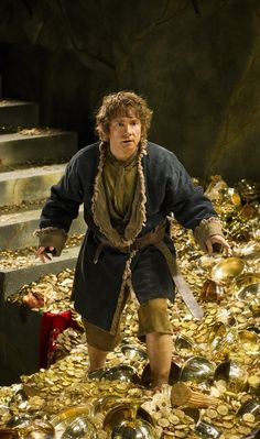 Bilbo | The Hobbit: The Desolation of Smaug