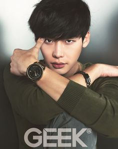 More Of Lee Jong Seok For GEEK's December 2013 Issue | Couch Kimchi
