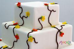 #Torta de #Matrimonio    www.mocka.co  #mocka #weddingcake #wedding #pasteleria #pastel #ponque #cakeshop