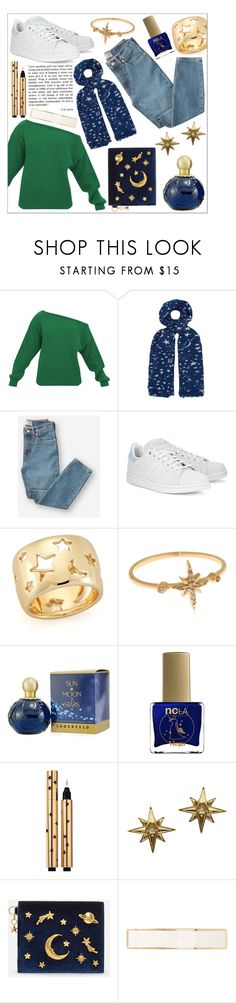 """""""Endure"""" by jennu721 ❤ liked on Polyvore featuring Lily and Lionel, Everlane, adidas Originals, Elizabeth and James, Celine Daoust, Lagerfeld, ncLA, Yves Saint Laurent, Kensie and CHARLES & KEITH"""