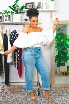 Modest Casual Outfits, Curvy Girl Outfits, Classy Outfits, Summer Outfits, Black Girl Fashion, Curvy Fashion, Plus Size Fashion, Plus Size Fall Outfit, Plus Size Outfits
