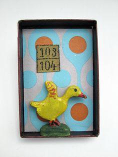 mano kellner, art box nr 222, noch 103-104 km bis zum ziel  - sold -