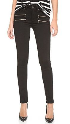 4f548795bad0a Paige Denim Womens High Rise Edgemont Jeans Black Shadow 28 -- Details can  be found by clicking on the image. (This is an affiliate link) #fashionpants