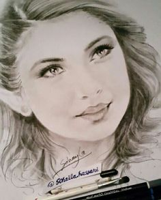 Cute Boys Images, Artists For Kids, Looking Gorgeous, Beautiful, Jennifer Love, Jennifer Winget, Pretty People, Art Sketches, Love Her