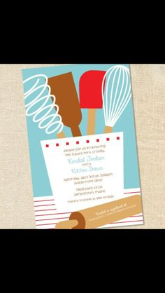 Sweet Wishes Bridal Shower Kitchen Party By Sweetwishesstore