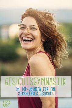 Gesichtsgymnastik - Übungen  (Bildquelle: istock)
