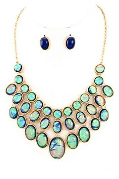 I will have a bib necklace! Gorg!!