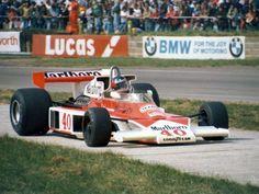 1977 McLaren M23 - Ford (Gilles Villeneuve)