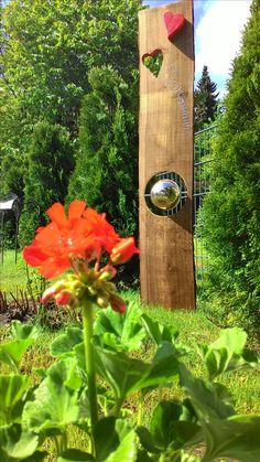 Gartenstele für drinnen und draussen