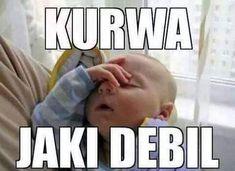 Polish Memes, Ed Sheeran, Wtf Funny, Best Memes, Haha, Funny Pictures, Humor, Children, Photos
