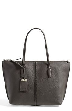 Tod's 'Medium Joy' Leather Tote available at #Nordstrom