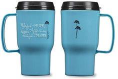 Be Joyful In Hope Romans 2:12 Mug