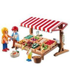 Playmobil Farmer's Market