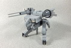 Small scale Metal Gear :D