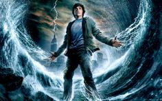 Percy Jackson is a 17 year old boy who happens to be a demigod and the protagonist of the story. He is the son of the Greek god Poseidon, god of the sea. He is one of the main characters in the book and he and his girlfriend, Annabeth Case are stuck in Tartarus.