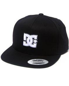 DC | Snappy Snapback Cap. Get it at DrJays.com