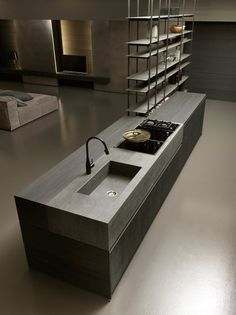 Fitted kitchens | Kitchen systems | Blade | Modulnova | Andrea. Check it out on Architonic