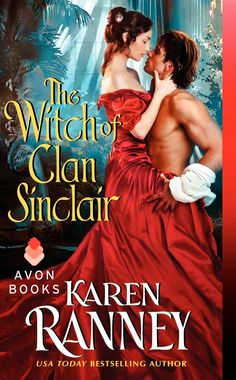 Random Redheaded Ramblings: Blog Tour - The Witch of Clan Sinclair by Karen Ranney - REVIEW & COMPETITION!!!!