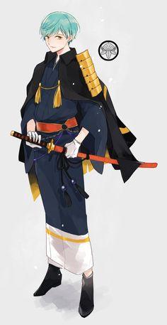 【刀剣乱舞】一期一振の衣装を和服にしてみた【とある審神者】 : とうらぶ速報~刀剣乱舞まとめブログ~