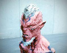 Space warrior - Gladius , Yutaka Kasama on ArtStation at https://www.artstation.com/artwork/A2rDq