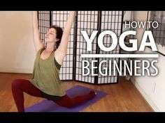 Yoga For Beginners - 15 Minute Yoga at Home For Complete Beginners! - YouTube