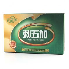 YeShengYuan Refined Acanthopanax Tea 60g