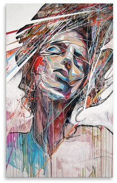 'Lost in the flow' by Danny O'Connor (aka DOC):