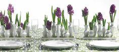 White Modern Variant Flower Vases Wedding Decor by JClaireDecor, $28.00
