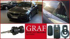 BMW 2er F22 test can bus Wegfahrsperre Keyless Alarmanlage beste Versich...
