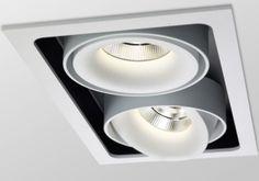 deltalight - led verlichting lights spots inbouwarmatuur plafond lampen dekru geen Philips