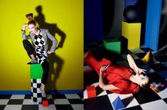 Fashiontography: Le Cirque by Sølve Sundsbø