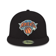 e32d9f620 NEW YORK KNICKS TEAM COLOR 59FIFTY FITTED Front view