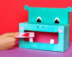 Image result for valentine's boxes for girls