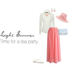 Light Summer Party Clothes