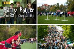 Harry Potter Weekend In Chestnut Hill Returns! The Neighborhood To Transform Into Diagon Alley With A Quidditch Tournament, Harry Potter Pub Crawl, Sorting Hat Ceremony, Horcrux Scavenger Hunt And Much More, October 26-28 | Uwishunu - Philadelphia Blog About Things to Do, Events, Restaurants, Food, Nightlife and More