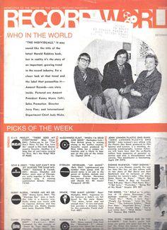 Record World Magazine (12-19-70)