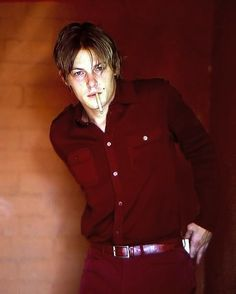 *Still fainted* | The 23 Sexiest Pictures Of A Young Norman Reedus