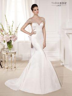 vestidos de novia Tarik Ediz 2014, bridal dress Tarik Ediz