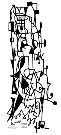 New asemic drawing by mgk — Medium