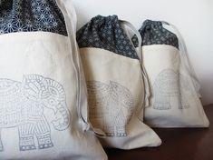 Imprimer du tissu - L'atelier des Gourdes