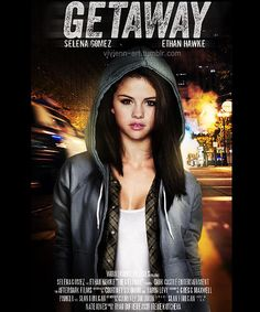 Getaway Selenagomez One Day I Will Watch This Movie Selena Gomez Movies Selena