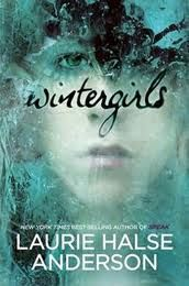 E is for eating disorders. Teen tough issues in YA books- Wintergirls by Laurie Halse Anderson #atozchallenge