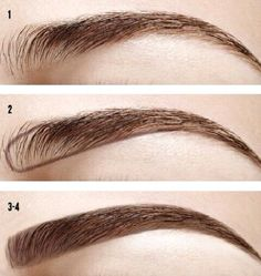 Common eyebrow mistakes you must stop making immediately. Women love to adorn full, neatly shaped, arched and defined eyebrows. Eyebrows can actually the change the entire look of your face. Well shaped eyebrows enhance your How To Trim Eyebrows, Natural Eyebrows, Eyebrows On Fleek, Perfect Eyebrows, Eye Brows, Makeup Eyebrows, Shape Eyebrows, Arched Eyebrows, Natural Makeup