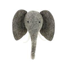 Elefant dyrehode - Fiona Walker England