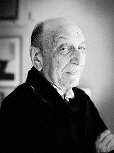 Milton Glaser l Design Bureau Edit l photo: Noah Kalina