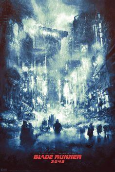 Blade Runner 2049 - pôster comemorativo