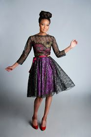 African Prints in Fashion: Kaela Kay Fall/Winter: Prints for all Seasons