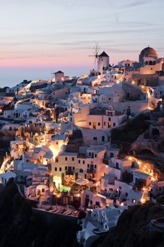Santorini, Greece. Been there twice could go back a million times. One of my fav places.