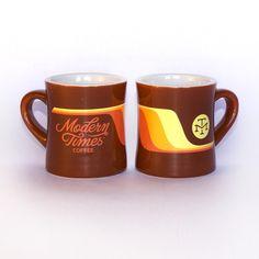 MODERN TIMES COFFEE MUG - Modern Times Beer